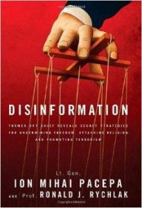 DISINFORMATION BOOK COVER